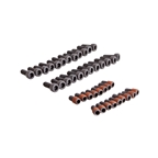 HT Components Pedal Pin Kit AE01 ME01 Black