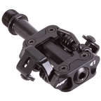 HT Components M1 Clipless Pedals CrMo - Stealth Black