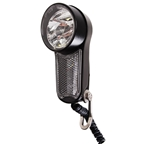 Herrmans H-One S Dynamo LED Head Light - Black