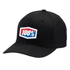 100% Essential Hat S/M - Black