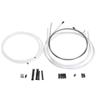 SRAM SlickWire Pro Road/Mtn-shift Cable/Casing Kit White