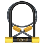 "OnGuard Bulldog DT U-Lock  4.5"" X 9""  (4' Cable)"