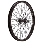 "Gusset Black Dog 20"" Front Wheel, 14mm 48h"