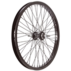 "Gusset Black Dog 20"" Rear FW Wheel, 3/8"" 48h"
