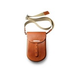 Brooks B2 Medium Bag - Moulded Saddle Bag - Honey