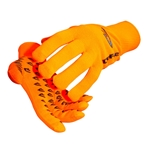 DeFeet DuraGlove ET Cordura Gloves - Hi-Vis Orange