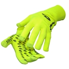 DeFeet DuraGlove ET Cordura Gloves - Hi-Vis Yellow