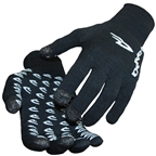 DeFeet DuraGlove ET Cordura Gloves - Black X-Large