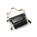 Brooks Brixton Casual Satchel - Asphalt/Black