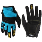 Answer Enduro Glove - Cyan