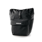 Brooks Suffolk Rear Travel Panniers w/ Roll Top - Black/Black