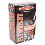 Maxxis Flyweight Tube, 700 x 18-25c - (60mm) Removable Valve Core