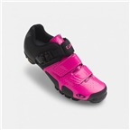Giro Women's Sica VR70 Shoe Bright Pink/Black