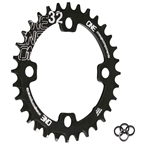OneUp Components 94/96 Round Chainring - 94/96BCD 32T Black