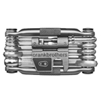 Crank Brothers M17 Multi Tool - Silver