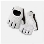 Giro LX Gloves White