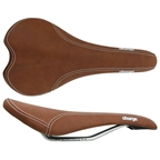 Charge Bikes Spoon Saddle - CrMo - Brown