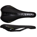 Anvl Sculpt Saddle - Titanium - Stealth Black