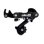 Sunrace RDM2T Rear Derailleur - Long Cage - Black