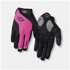 Giro Strada Massa Supergel LF Gloves Bright Pink