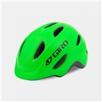 Giro Scamp Youth Helmet Green/Lime Lines