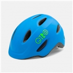 Giro Scamp Youth Helmet Matte Blue/Lime
