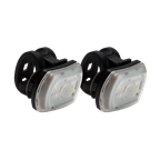 Blackburn 2'Fer USB Front/Rear Light 2-pack