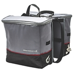 Blackburn Local Cooler Saddlebag Panniers - Gray/Black