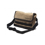 Blackburn Wayside Handlebar Musette - Black/Tan