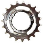 "Sturmey Archer 3-speed Dished Cog - 3-spline - 1/8"" - 24t Chrome"