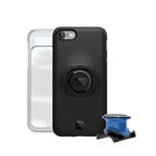 Quad Lock Bike Kit -  iPhone 7 Plus - Black/Blue