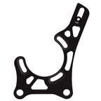 MRP AMg (V2) Backplate - 32-38t (ISCG-05) - Carbon