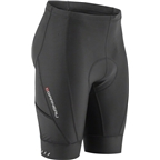 Louis Garneau Optimum Men's Short: Black