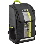 Louis Garneau Tri-40 Transition Bag: Black 40 Liters