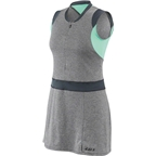 Louis Garneau Icefit 2 Women's Dress: Asphalt/Mojito