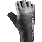 Louis Garneau Vorttice Glove: Black/Gray