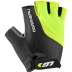 Louis Garneau Biogel RX-V Men's Glove: Bright Yellow