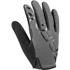 Louis Garneau Ditch Men's Glove: Asphalt