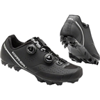 Louis Garneau Copper T-Flex Men's Shoe: Black