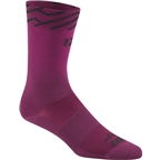 Louis Garneau Tuscan X-Long Sock: Shiraz