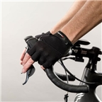 Bellwether Gel Supreme Men's Short Finger Glove: Black