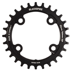Blackspire Snaggletooth WP Chainring - 76BCD 28 Teeth - Black