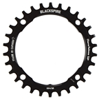 Blackspire Snaggletooth WP Chainring - 104BCD 30 Teeth - Black