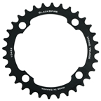 Blackspire Mono Veloce Chainring - 104BCD 32 Teeth - Black
