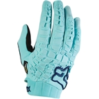 Fox Racing Sidewinder Women's Full Finger Glove: Ice Blue