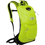 Osprey Syncro 3 Hydration Pack: Velocity Green SM/MD