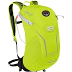 Osprey Syncro 15 Hydration Pack: Velocity Green SM/MD