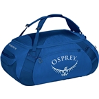 Osprey Transporter 65 Duffel Bag: True Blue