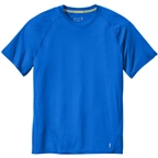Smartwool Merino 150 Men's Short Sleeve Base Layer Top: Bright Blue