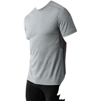 Smartwool PhD Ultra Light Men's Short Sleeve T-Shirt: Light Gray